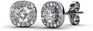 tiffany diamond earrings for sale