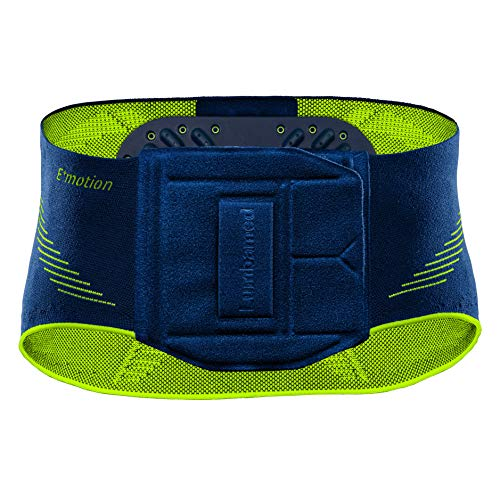 Medi Lumbamed® E⁺motion® Performance Rückenorthese III deep ocean/green