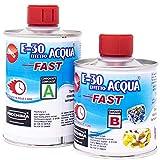 PROCHIMA FE034FG320 E 30 Fast A+B, Resina Epossidica Trasparente, 320 gr