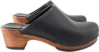 in vendita 1bc9a 52f74 Amazon.it: Zoccoli Olandesi - Pelle: Scarpe e borse