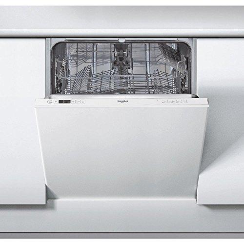 Whirlpool Europe PH wic3b19lavavajilla de integrado totalmente integrado, metal, blanco, 82x 59,5x 57cm