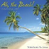 Ah The Beach! 2020 Wall Calendar