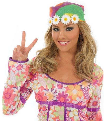 Flower Headscarf