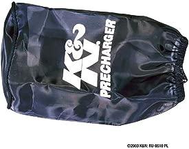 K&N RU-0510PL Blue Precharger Filter Wrap - For Your K&N 25-1770 Filter