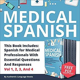 Spanish for Medical Professionals: Essential Spanish Terms