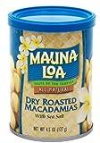 塩味 マカデミアナッツ 缶 127g