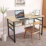 Mesa de Dibujo Ajustable con Tablero inclinable a 60 °, Mesa de Dibujo de fácil Montaje con Marco Grueso, diseño para Trabajo, Escritorio de Pintura con Estante Inferior