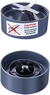 Replacement extraction blade for 600W 900W nutri bullet blender Pack of 2