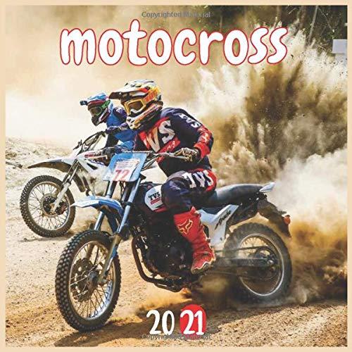 Scritto da 2021 Gift Inspiration Calendar: Motocross 2021 16 Month