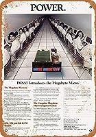 IMSAI Megabyte Computer System ティンサイン ポスター ン サイン プレート ブリキ看板 ホーム バーために