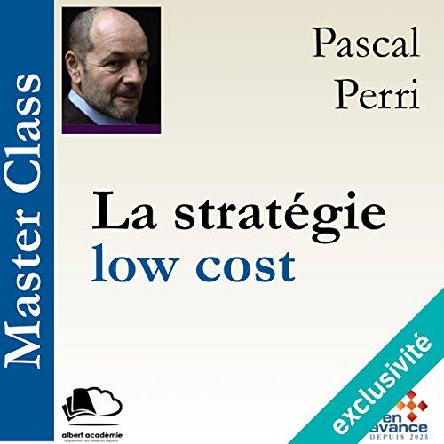 La stratégie low cost audiobook cover art