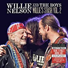 Willie Nelson - Willie and the Boys Willie's Stash, Vol. 2 -12x12 Insert Exclusive Vinyl LP