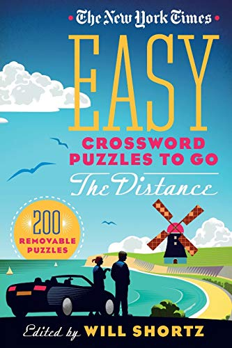New York Times Easy Crossword Puzzles to Go the Distance