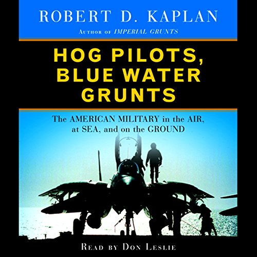 Hog Pilots, Blue Water Grunts Titelbild