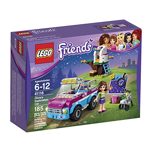 LEGO Friends Olivia's Exploration Car 41116 by LEGO