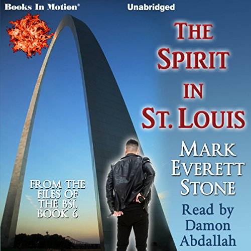 The Spirit In St. Louis audiobook cover art