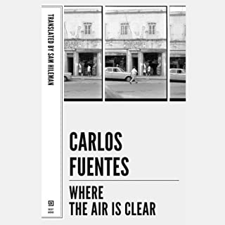 Where the Air Is Clear audiobook cover art