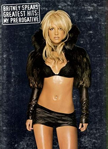 Partition : Spears Britney Greatest Hits my Prerogative - P/V/G