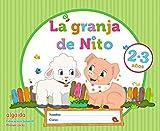 La Granja de Nito 2-3 Años, Icluye CDROM