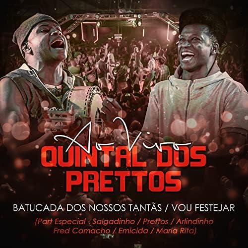Prettos, Magnu Sousá & Maurilio De Oliveira feat. Emicida, Maria Rita, Arlindinho, Salgadinho & Fred Camacho