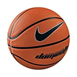 NIKE Dominate (7) Balón, Unisex Adulto, Amber/(Black)