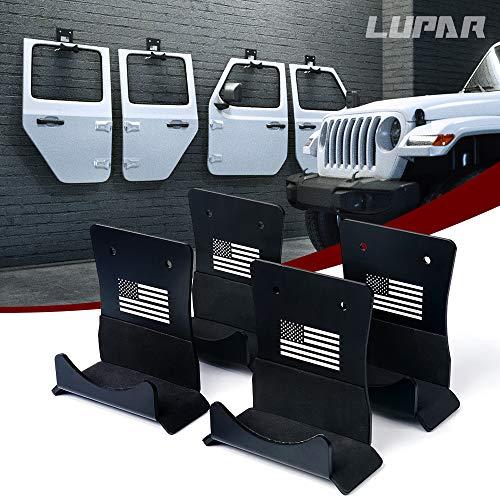 U.S. Flag Storage Door Hangers Compatible with...