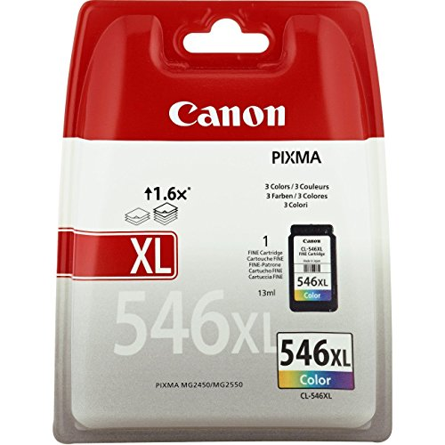 Canon CL-546XL Cartucho...