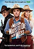 Million Ways to Die in the West [DVD] [Region 1] [US Import] [NTSC]