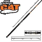 Fox Rage Catfish Pro Multi 300cm 400g Wallerrute, Angelrute zum Wallerangeln, Rute zum Welsfischen, Wallerruten zum Abspannen
