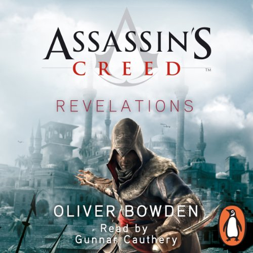 Assassin's Creed: Revelations audiobook cover art