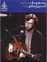 Eric Clapton: Unplugged (Guitar Recorded Versions). Partitions pour Tablature Guitare(Symboles d\'Accords)