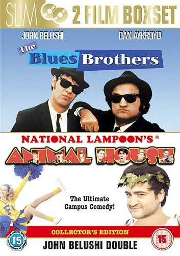 Blues Brothers / National Lampoon's Animal House Ce [2 DVDs] [UK Import]