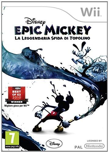 Disney Epic Mickey - Juego (Wii U, Aventura, E (para todos))