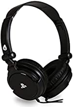 4GAMERS PRO4-10BLK Stereo Gaming Headset, Black (PS4)