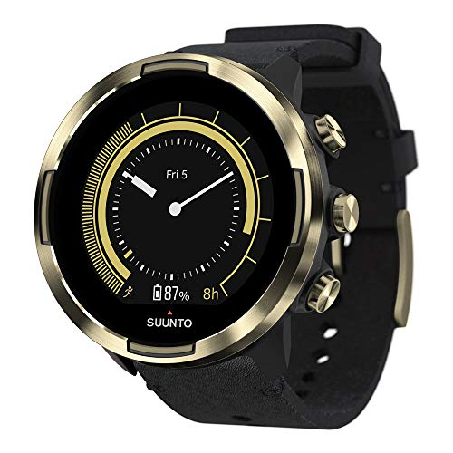 Buy Discount SUUNTO 9 Gen1 Baro (Gold Leather)
