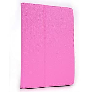 """Zeepad 7DRK Dual Core 4.2 Android 7"""" Tablet Case - UniGrip Edition -Pink - by Cush Cases"""