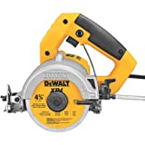 DEWALT Wet Tile Saw, Masonry, 4-3/8-Inch (DWC860W)