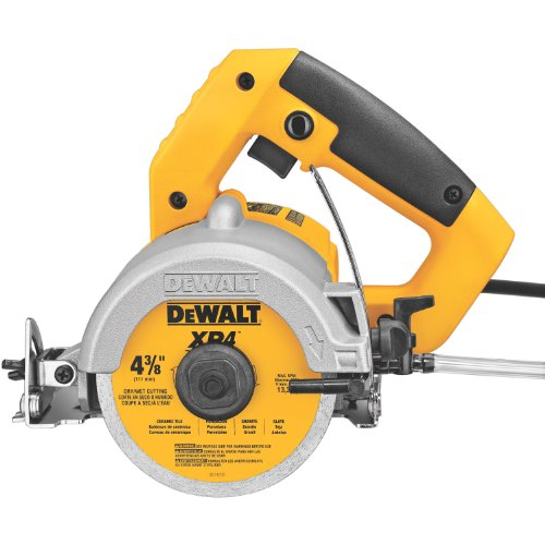 Product Image of the DEWALT Wet Tile Saw, Masonry, 4-3/8-Inch (DWC860W)