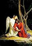 Carl Heinrich Bloch: Angel with Jesus Christ...