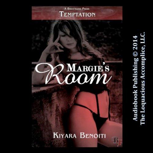 Margie's Room audiobook cover art