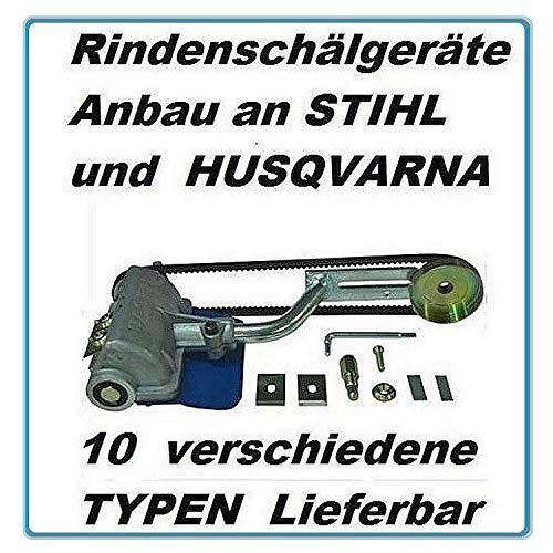 Compatible stihl 024 026 MS 240 - 271 Descortezar Descortezador descortezadores