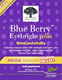 Blue Berry Mega - one-a-day New Nordic Blue Berry Eyebright Plus, Natural Eye