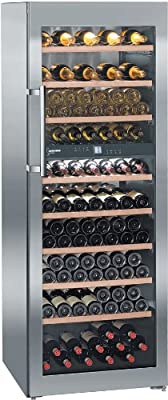 Liebherr WTes 5972 Vinidor - 2 Temperature Zone Wine Cabinet from Liebherr