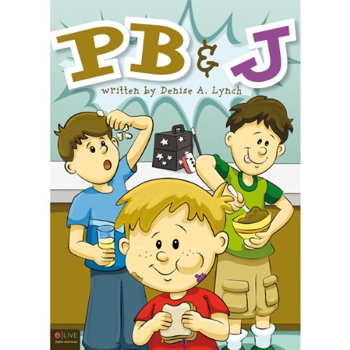PB & J audiobook cover art