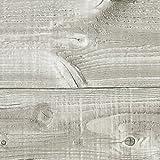 Adhésif effet bois Perfect Fix  PLANCHER TAUPE 45 x 200 cm, imperméable PVC, sans phtalates,  53340