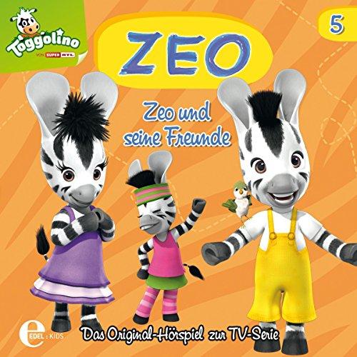 Zeo und seine Freunde Titelbild