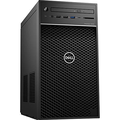 Dell Precision 3000 3640 Workstation - Core i7 i7-10700 - 16 GB RAM - 512 GB SSD - Tower - Windows 10 Pro 64-bitNVIDIA Quadro P620 2 GB Graphics - DVD-Writer - Serial ATA Controller - English Keyboard