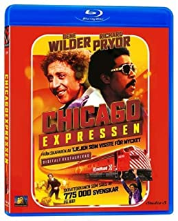 Silver Streak (Trans Amerika Express) Blu-ray - Gene Wilder, Richard Pryor