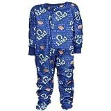 NFL Infant/Toddler Boys' Indianapolis Colts Blanket Sleeper (Team Color, 18M)
