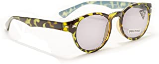 Retro Reading Sunglasses for Women and Men Well-Rounded...